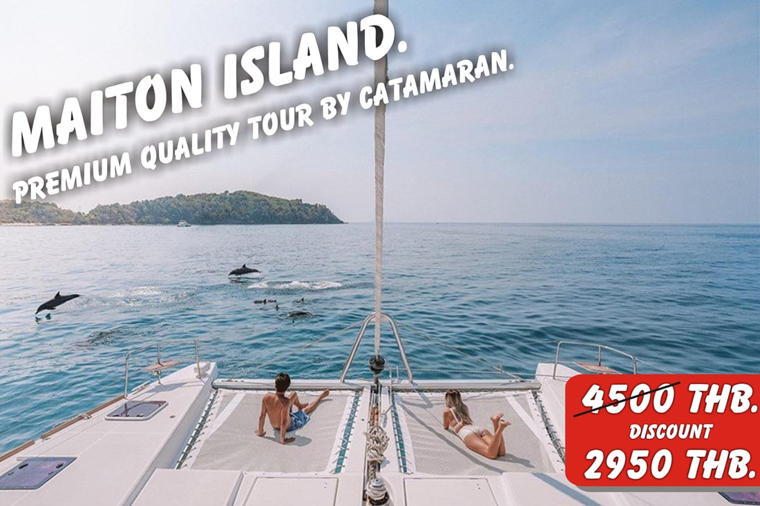 PRI​VATE ISLAND TOUR BY CATAMARAN