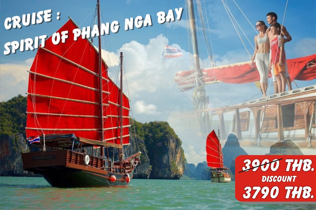 Cruise: Spirit of Phang Nga Bay